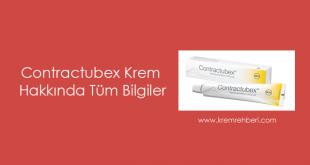 Contractubex Krem